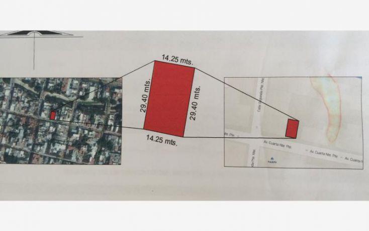 Foto de terreno habitacional en venta en 4 norte poniente, el magueyito, tuxtla gutiérrez, chiapas, 1810598 no 03