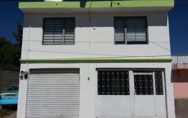 Foto de casa en venta en 4 oriente 312, santa cruz temilco, tepeaca, puebla, 1381717 No. 01