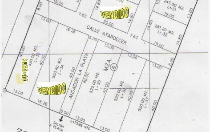 Foto de terreno habitacional en venta en  4, pie de la cuesta, acapulco de ju?rez, guerrero, 1782156 No. 10