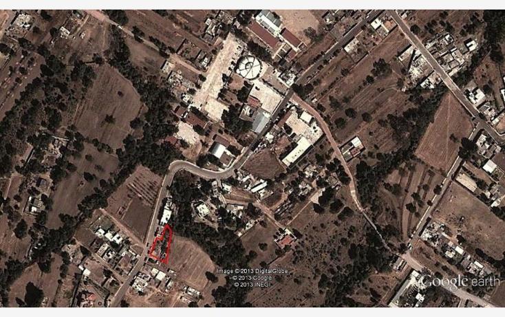 Foto de terreno habitacional en venta en primera seccion 4, santa anita huiloac, apizaco, tlaxcala, 390601 No. 01