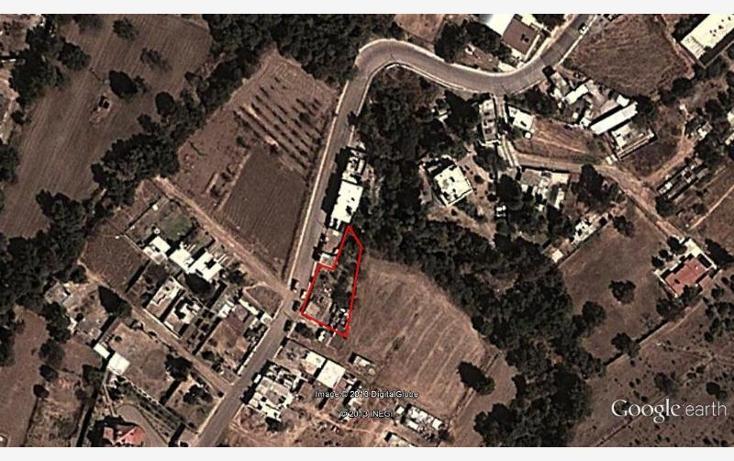 Foto de terreno habitacional en venta en  4, santa anita huiloac, apizaco, tlaxcala, 390601 No. 02