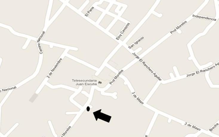 Foto de terreno habitacional en venta en  4, santa anita huiloac, apizaco, tlaxcala, 390601 No. 03