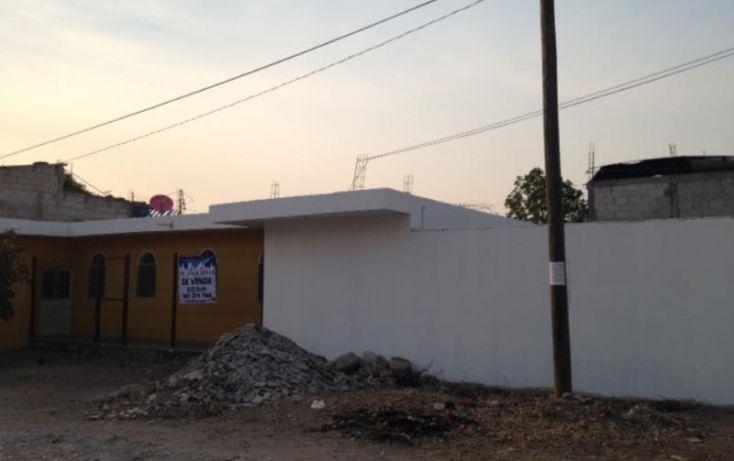 Foto de casa en venta en 4 sur poniente, santa elena, tuxtla gutiérrez, chiapas, 1905296 no 01