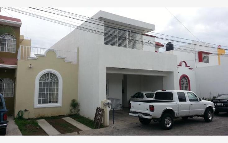Foto de casa en venta en  4, villas de bugambilias, villa de álvarez, colima, 1037749 No. 02