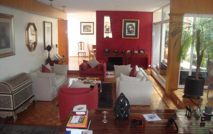 Foto de casa en venta en  40, barrio del ni?o jes?s, coyoac?n, distrito federal, 371941 No. 01