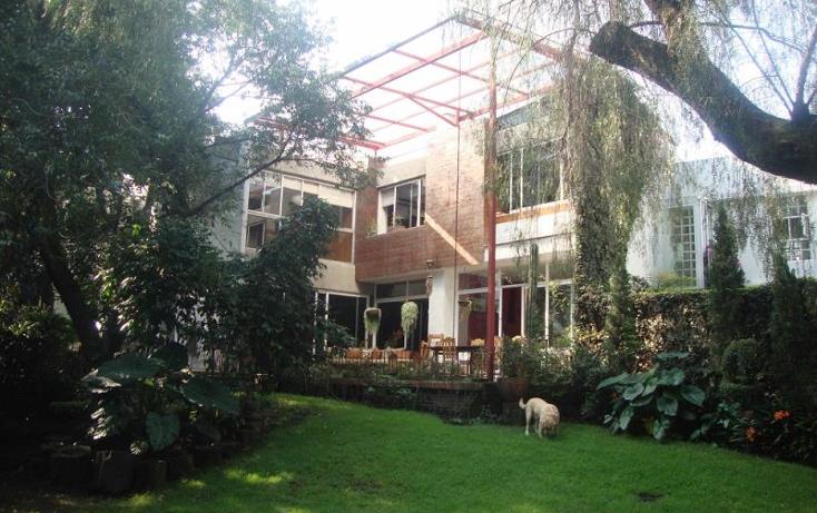 Foto de casa en venta en  40, barrio del ni?o jes?s, coyoac?n, distrito federal, 371941 No. 02