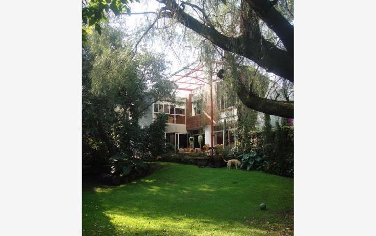 Foto de casa en venta en  40, barrio del ni?o jes?s, coyoac?n, distrito federal, 371941 No. 03