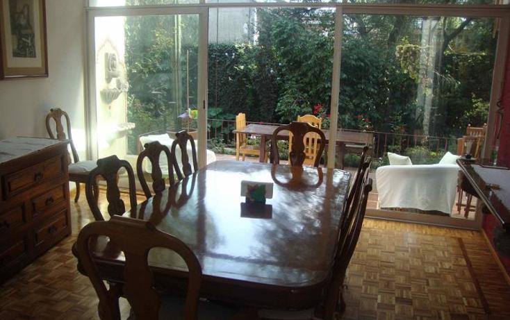 Foto de casa en venta en  40, barrio del ni?o jes?s, coyoac?n, distrito federal, 371941 No. 08