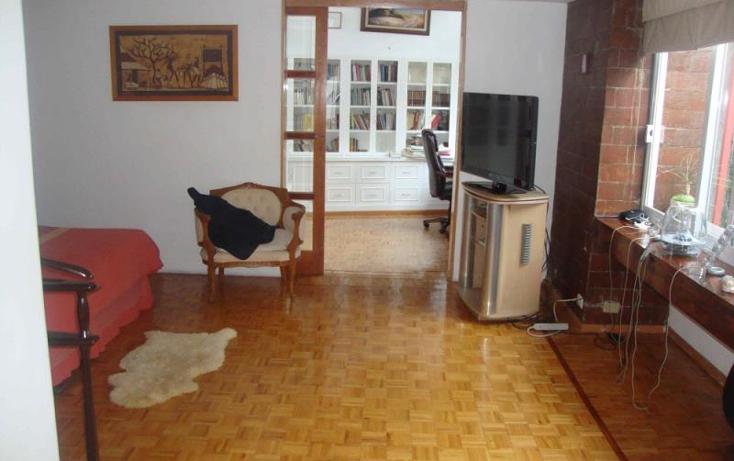 Foto de casa en venta en  40, barrio del ni?o jes?s, coyoac?n, distrito federal, 371941 No. 13