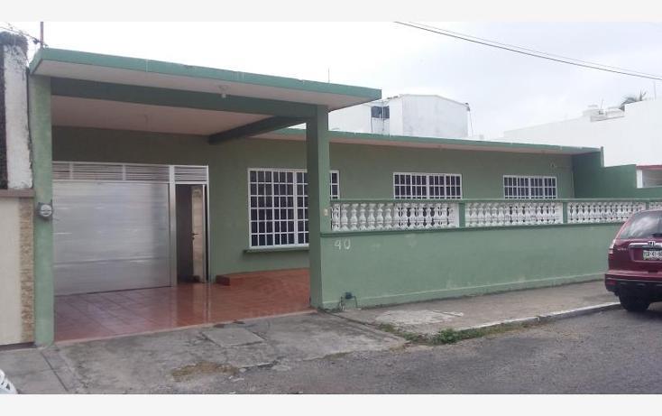 Foto de casa en venta en  40, costa verde, boca del río, veracruz de ignacio de la llave, 1574098 No. 01