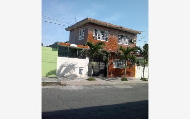 Foto de casa en venta en  40, formando hogar, veracruz, veracruz de ignacio de la llave, 1584750 No. 01