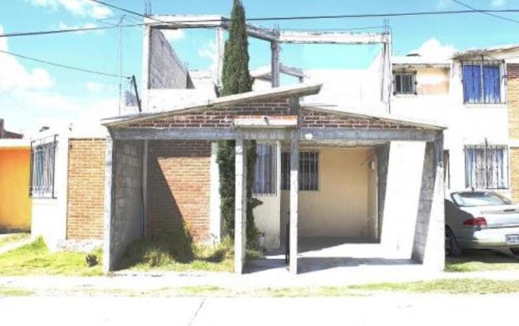 Foto de casa en venta en  40, jardines de ecatepec, ecatepec de morelos, m?xico, 481698 No. 01