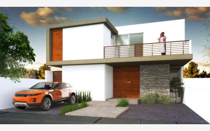 Foto de casa en venta en  40, nuevo juriquilla, querétaro, querétaro, 1674554 No. 01
