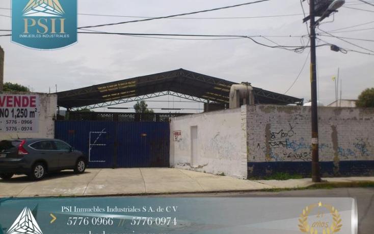 Foto de terreno industrial en venta en  40, tulpetlac, ecatepec de morelos, méxico, 845665 No. 01
