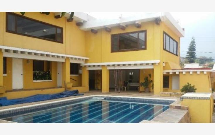 Foto de casa en venta en  400, delicias, cuernavaca, morelos, 1669976 No. 01