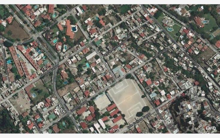 Foto de terreno habitacional en venta en  400, loma bonita, cuernavaca, morelos, 1670316 No. 02
