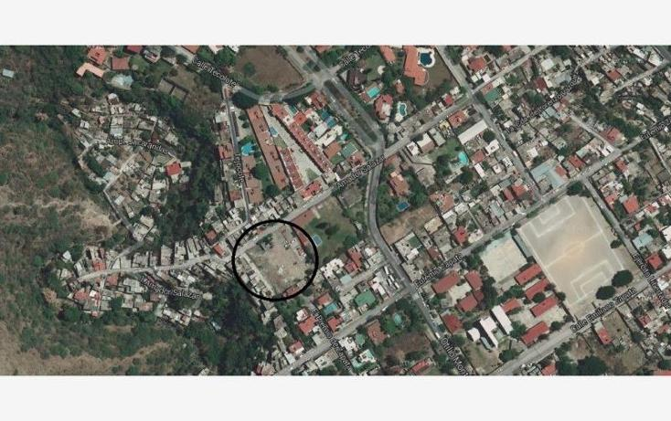 Foto de terreno habitacional en venta en  400, loma bonita, cuernavaca, morelos, 1670316 No. 04