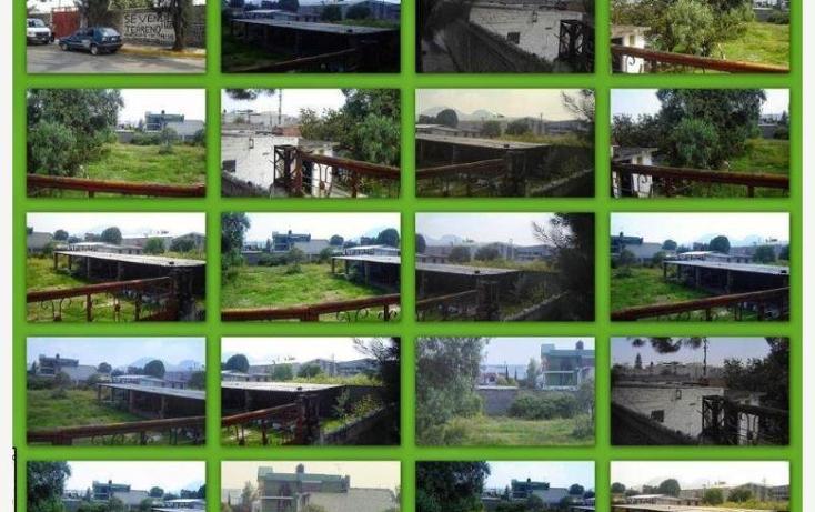 Foto de terreno comercial en venta en  400, santa maria aztahuacan, iztapalapa, distrito federal, 1740200 No. 04