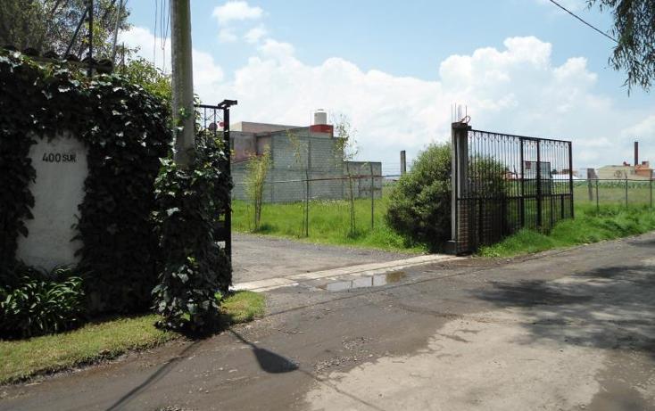 Foto de terreno habitacional en venta en  400 sur, bosques de metepec, metepec, méxico, 1075325 No. 01