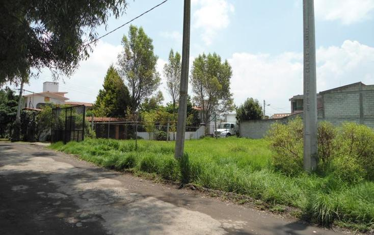 Foto de terreno habitacional en venta en  400 sur, bosques de metepec, metepec, méxico, 1075325 No. 04