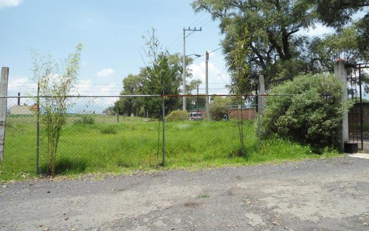 Foto de terreno habitacional en venta en  400 sur, bosques de metepec, metepec, méxico, 1075325 No. 05