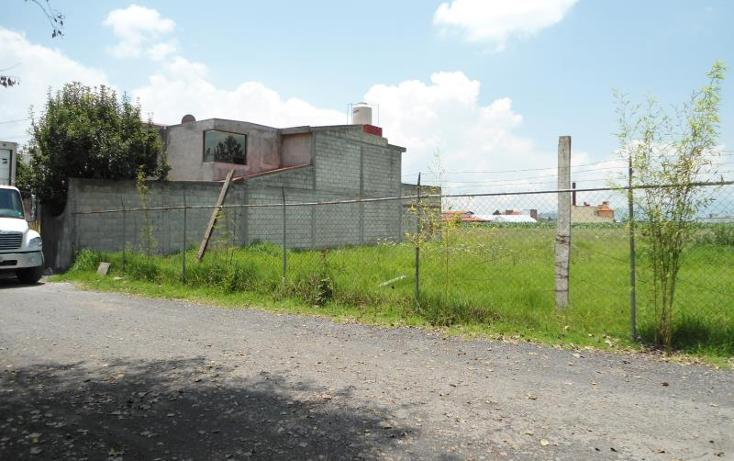 Foto de terreno habitacional en venta en  400 sur, bosques de metepec, metepec, méxico, 1075325 No. 07