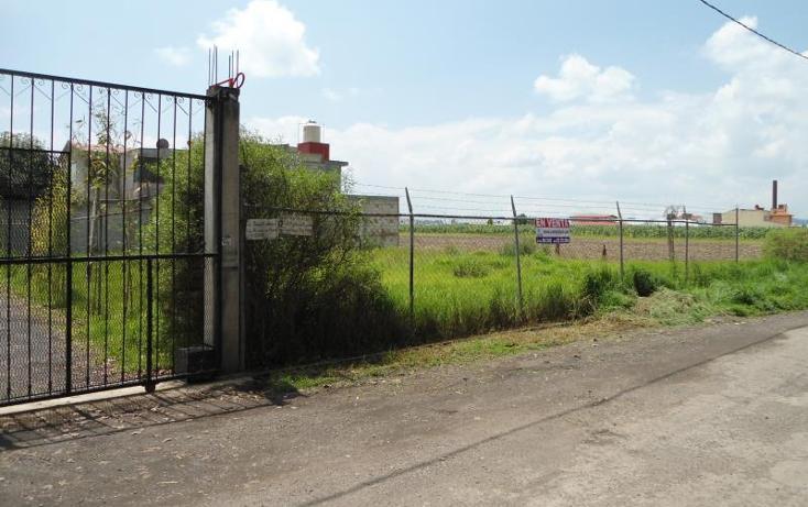 Foto de terreno habitacional en venta en  400 sur, bosques de metepec, metepec, méxico, 1075325 No. 08