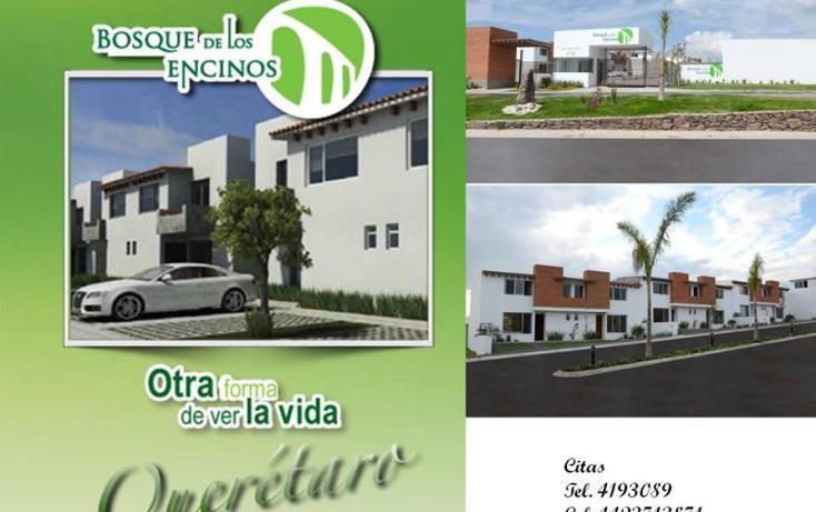 Foto de casa en venta en  40000, el mirador, el marqués, querétaro, 499039 No. 01