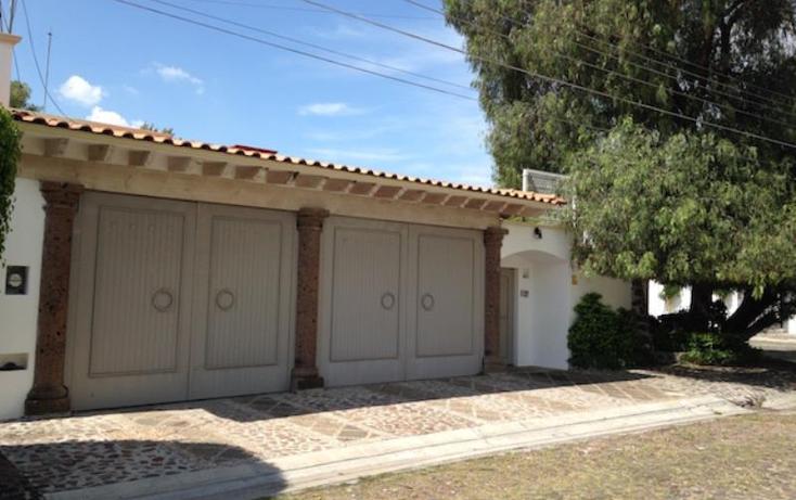 Foto de casa en venta en  401, jurica, querétaro, querétaro, 1827762 No. 01