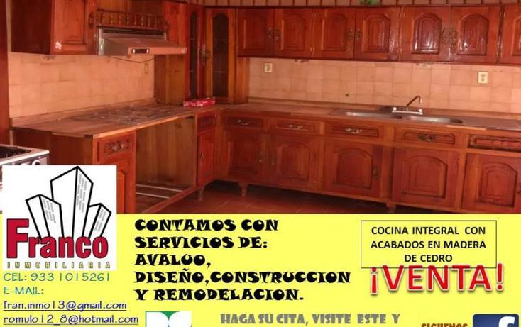 Foto de casa en venta en  403, vicente guerrero, comalcalco, tabasco, 1328965 No. 06