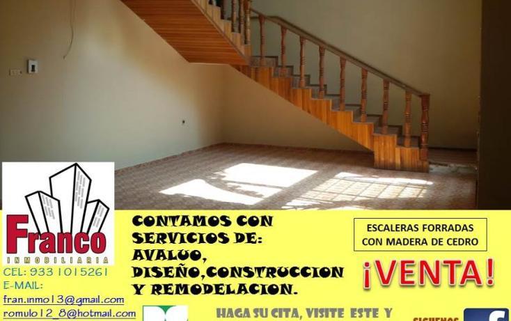 Foto de casa en venta en  403, vicente guerrero, comalcalco, tabasco, 1328965 No. 07