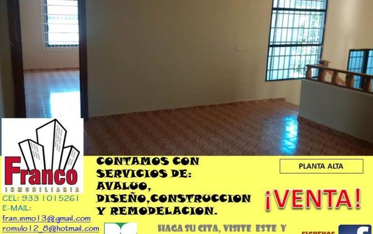 Foto de casa en venta en  403, vicente guerrero, comalcalco, tabasco, 1328965 No. 09