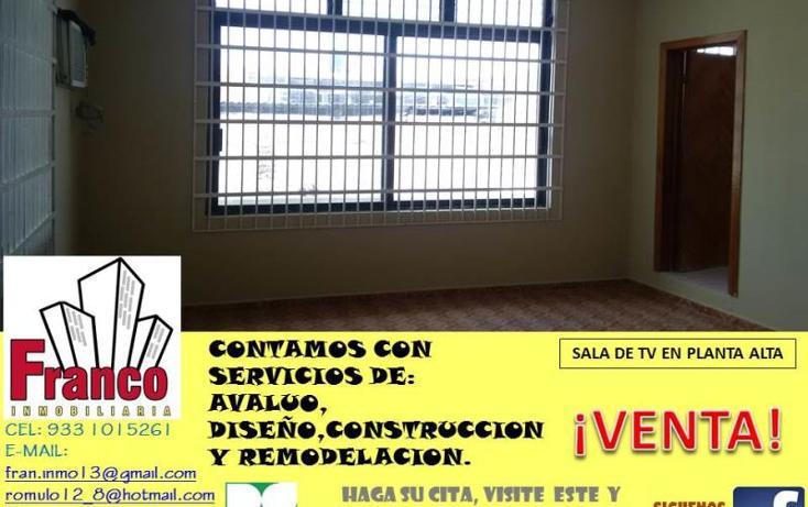 Foto de casa en venta en  403, vicente guerrero, comalcalco, tabasco, 1328965 No. 10