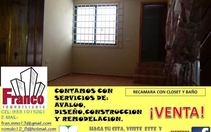 Foto de casa en venta en  403, vicente guerrero, comalcalco, tabasco, 1328965 No. 11