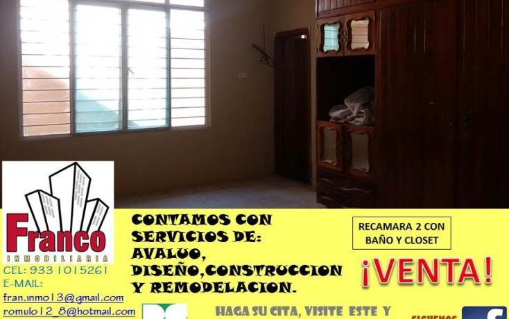 Foto de casa en venta en  403, vicente guerrero, comalcalco, tabasco, 1328965 No. 12