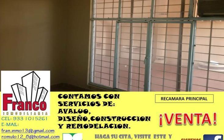 Foto de casa en venta en  403, vicente guerrero, comalcalco, tabasco, 1328965 No. 13