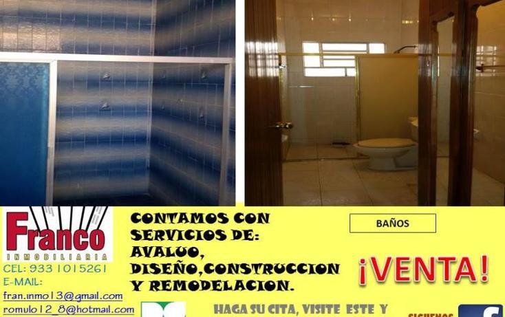 Foto de casa en venta en  403, vicente guerrero, comalcalco, tabasco, 1328965 No. 14