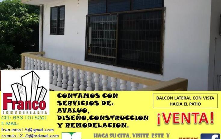Foto de casa en venta en  403, vicente guerrero, comalcalco, tabasco, 1328965 No. 15
