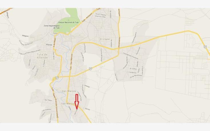 Foto de terreno habitacional en venta en leandro valle 404, san marcos, tula de allende, hidalgo, 2680297 No. 06
