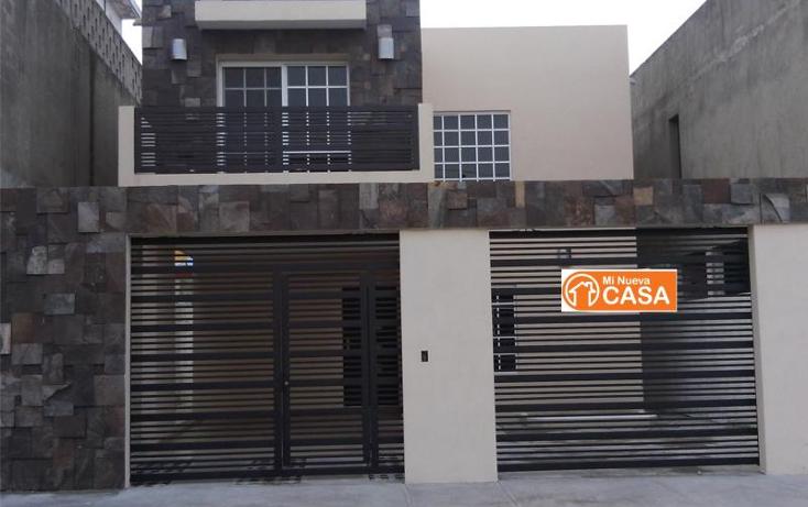 Foto de casa en venta en  405, el parque, ciudad madero, tamaulipas, 1670108 No. 01