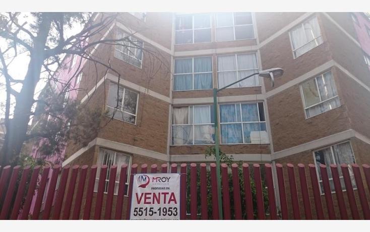 Foto de departamento en venta en  406, san pablo xalpa, azcapotzalco, distrito federal, 1440843 No. 01