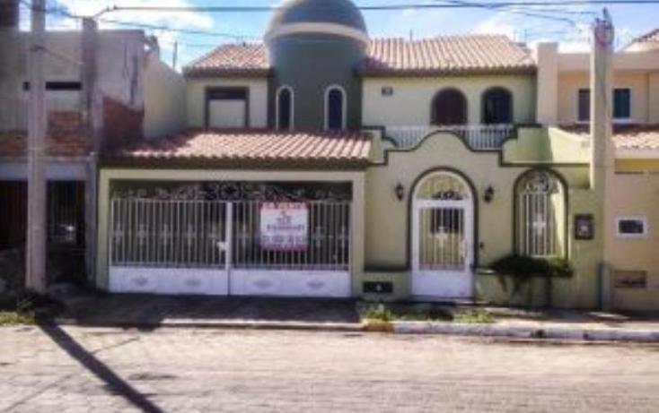 Foto de casa en venta en  406, zona dorada, mazatlán, sinaloa, 1815400 No. 01