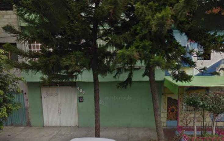 Foto de casa en venta en poniente 108 407, defensores de la república, gustavo a. madero, distrito federal, 1397119 No. 01
