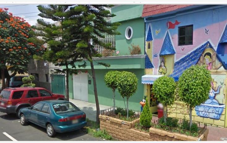 Foto de casa en venta en  407, defensores de la república, gustavo a. madero, distrito federal, 2024024 No. 01