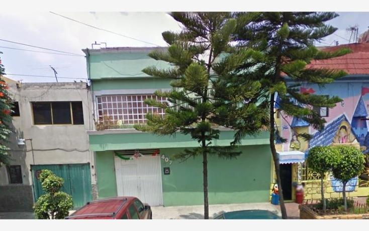 Foto de casa en venta en  407, defensores de la república, gustavo a. madero, distrito federal, 2024024 No. 03