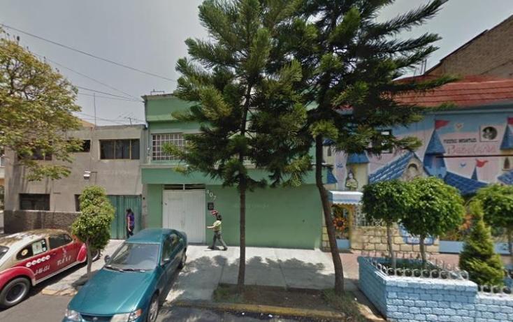 Foto de casa en venta en poniente 108 407, defensores de la república, gustavo a. madero, distrito federal, 967643 No. 01