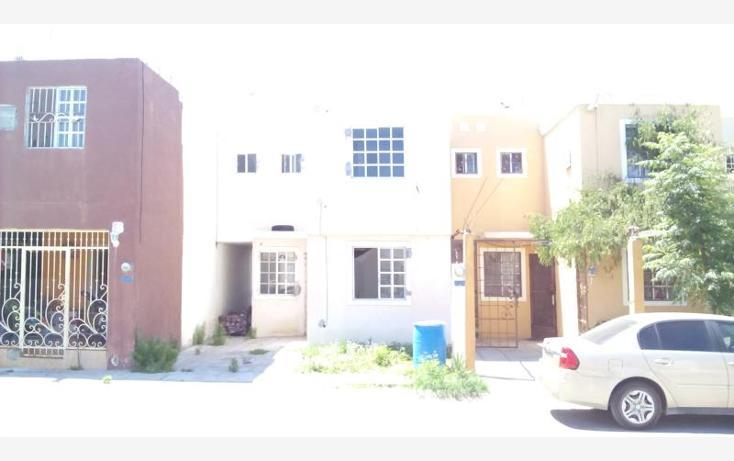 Foto de casa en venta en  407, villas del paraíso, nuevo laredo, tamaulipas, 1845230 No. 01