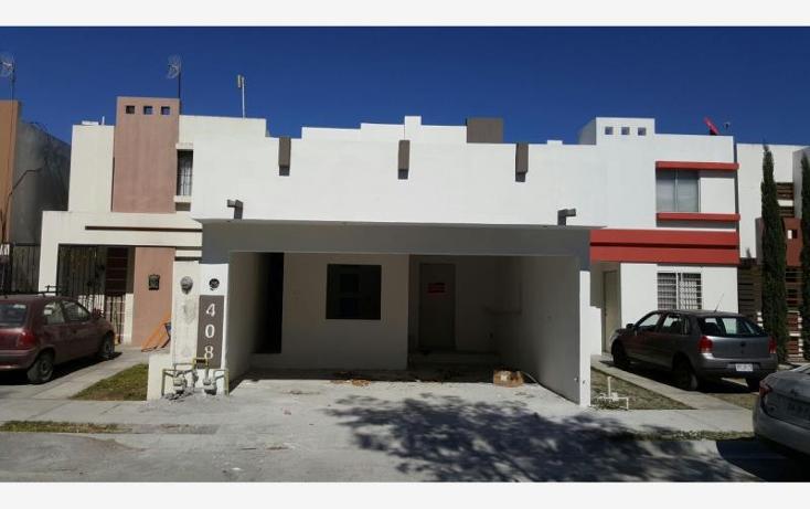 Foto de casa en venta en  408, quinta colonial apodaca 1 sector, apodaca, nuevo león, 1532960 No. 01