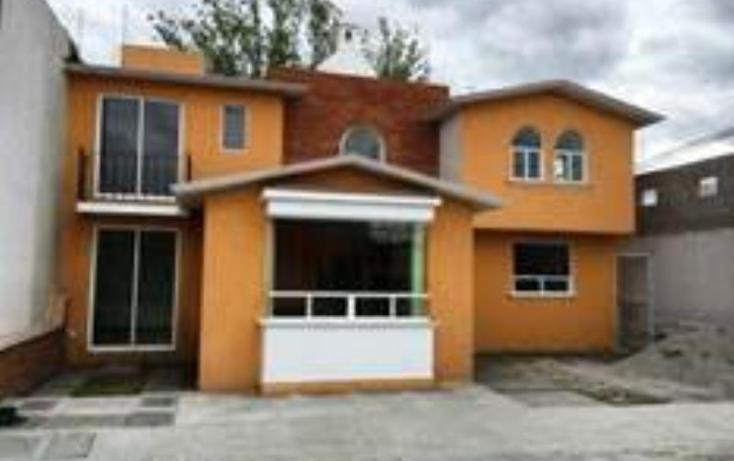 Foto de casa en renta en  41, coaxustenco, metepec, méxico, 1590698 No. 01