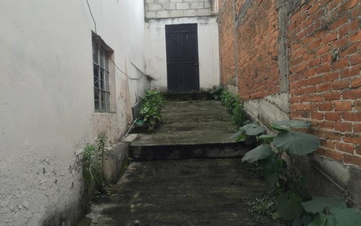 Foto de casa en venta en 41 esquina privada jardín 4102, industrial, córdoba, veracruz de ignacio de la llave, 779787 No. 23